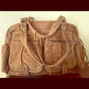 Brown handbag by CONVERSE😍🙀😻
